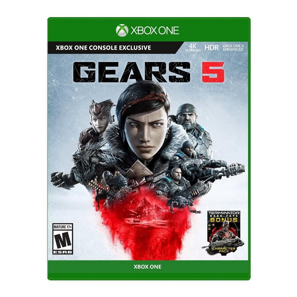 Gears 5 - Xbox One Seminovo