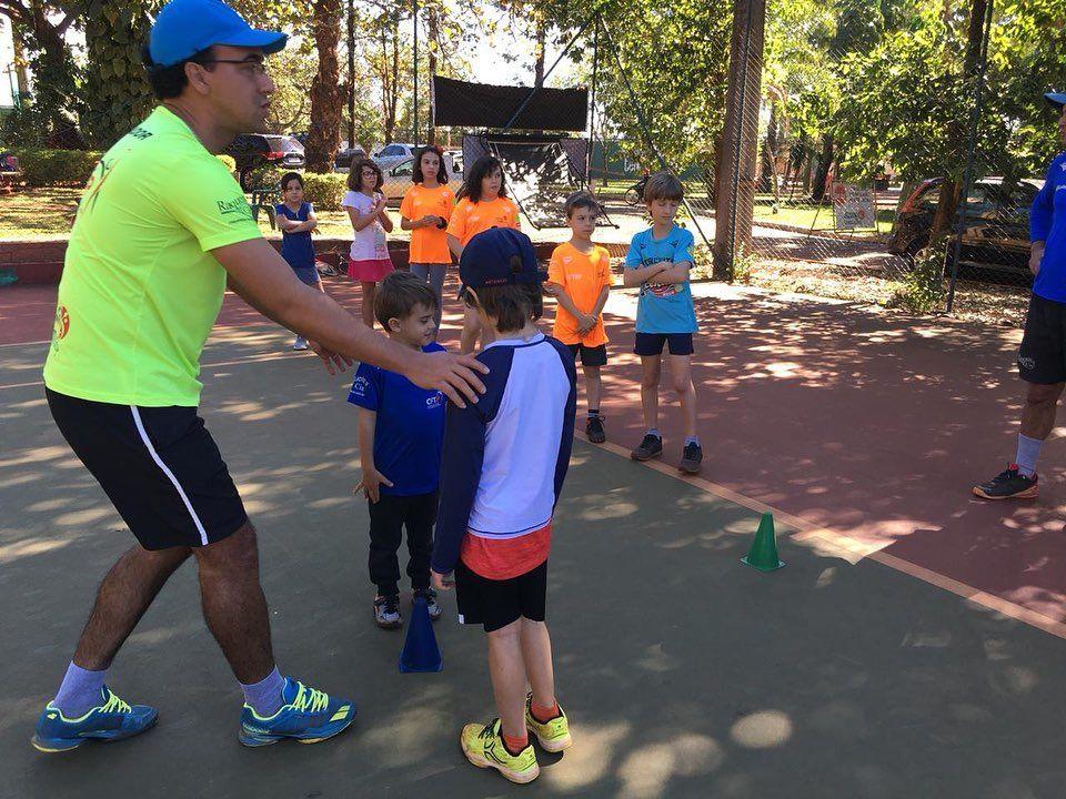Férias com tênis para crianças - 07/2019