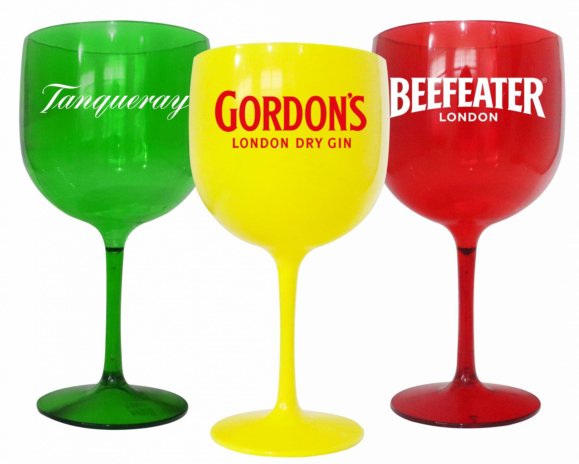 25 Taças de Gin 580ml Personalizadas