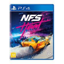 Need for Speed Heat- PS4