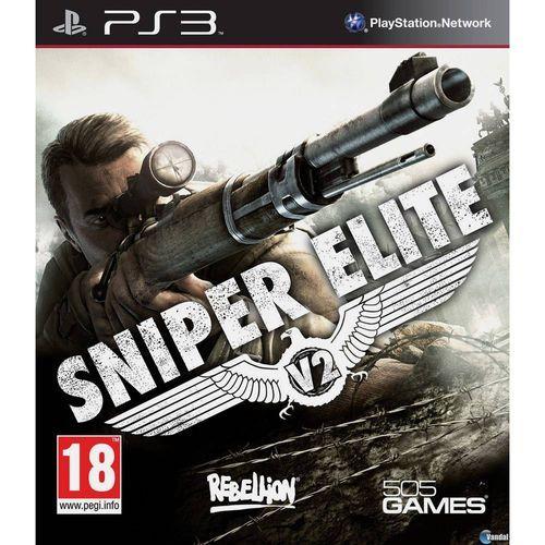 Jogo Sniper Elite V2 - Ps3 Mídia Física Usado