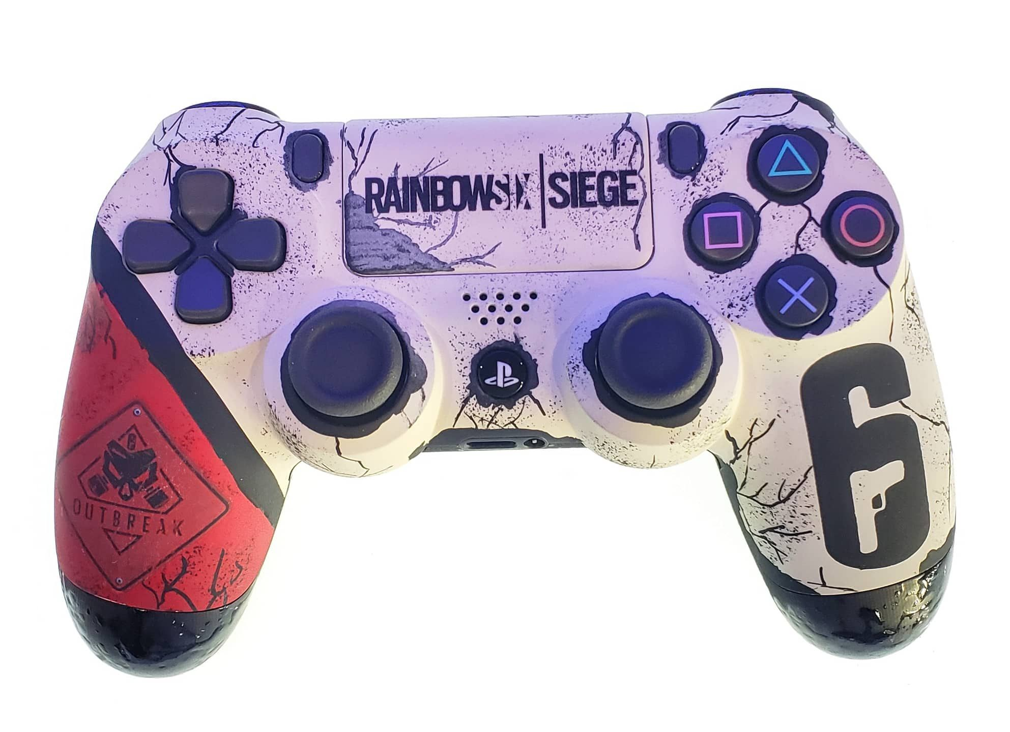 Controle Original Sony Rainbow Six Siege - Ps4