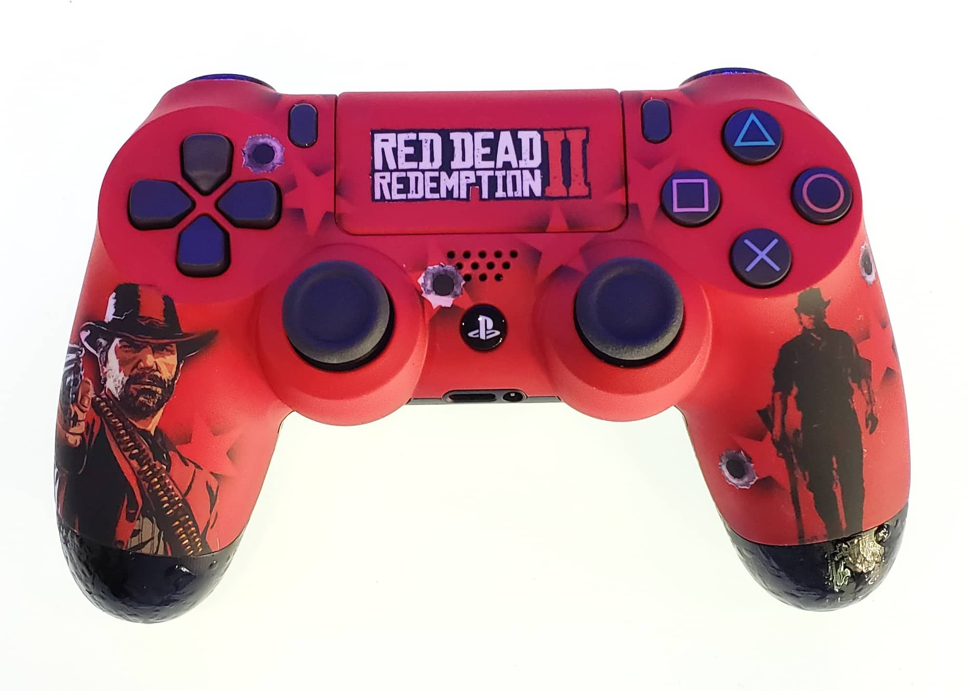 Controle Original Sony Red Dead Redemption 2- Ps4