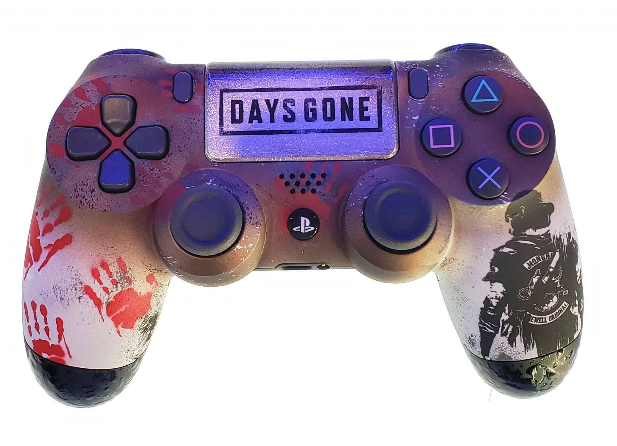 Controle Original Sony Days Gone - Ps4