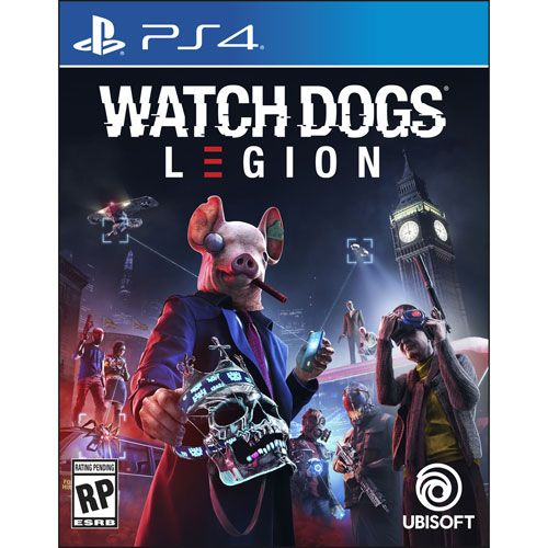 Watch Dogs: Legion - Ps4 Pré Venda