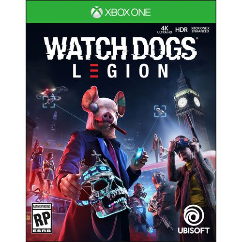 Watch Dogs: Legion - Xbox One Pré Venda