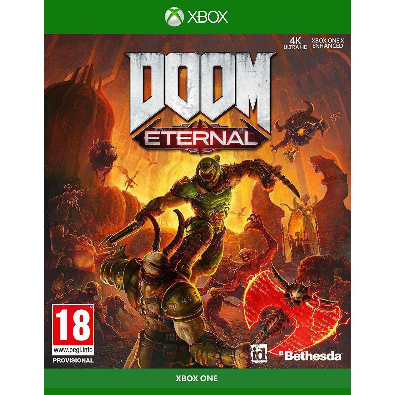 Jogo Doom Eternal - Xbox One Pré Venda 20/03/2020