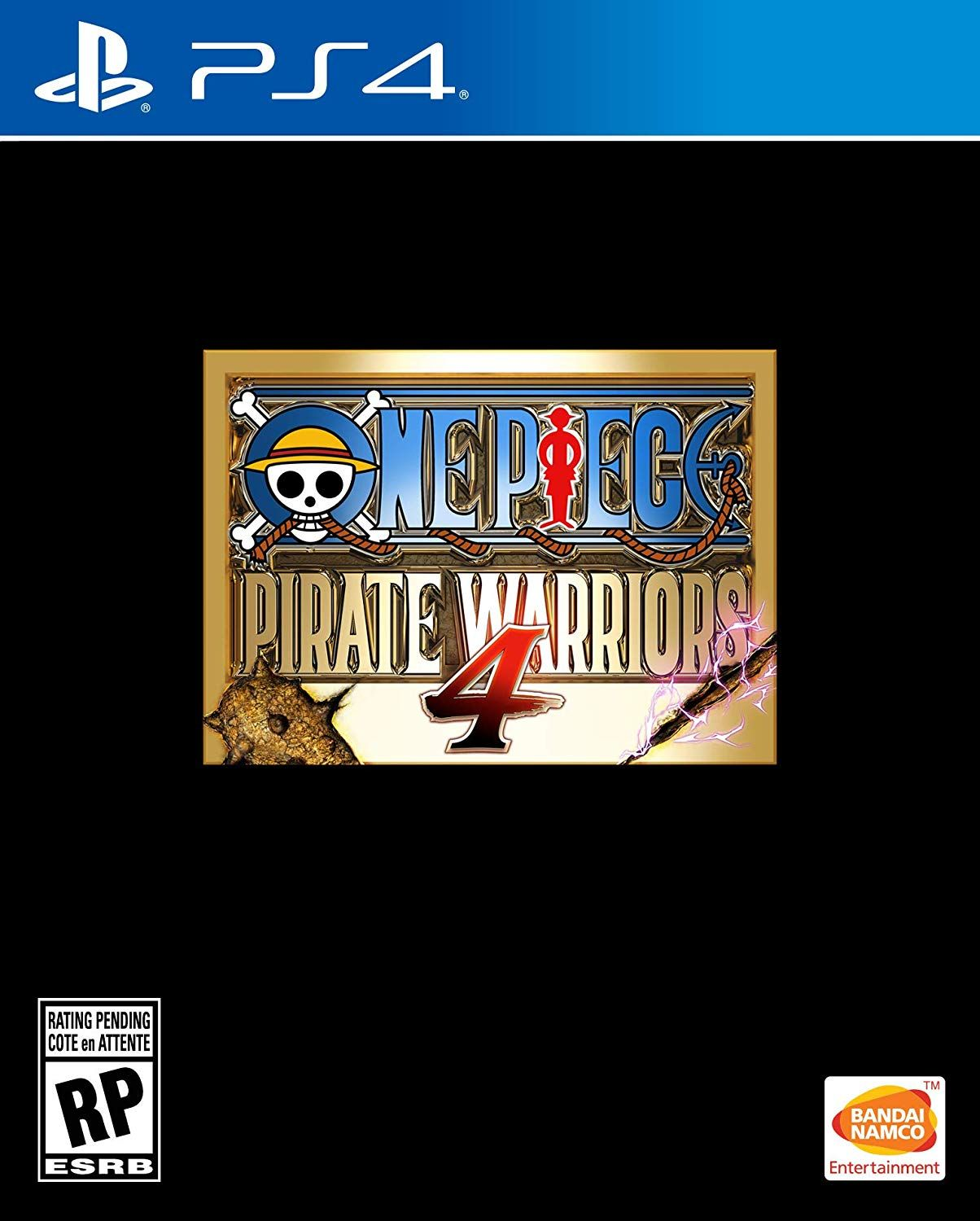 Jogo One Piece: Pirate Warriors 4 - PS4