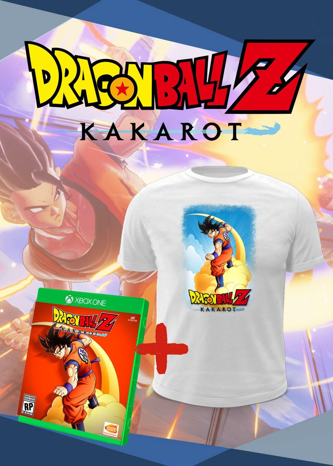 Jogo Dragon Ball Z Kakarot - Xbox One Pré Venda 17/01/2020