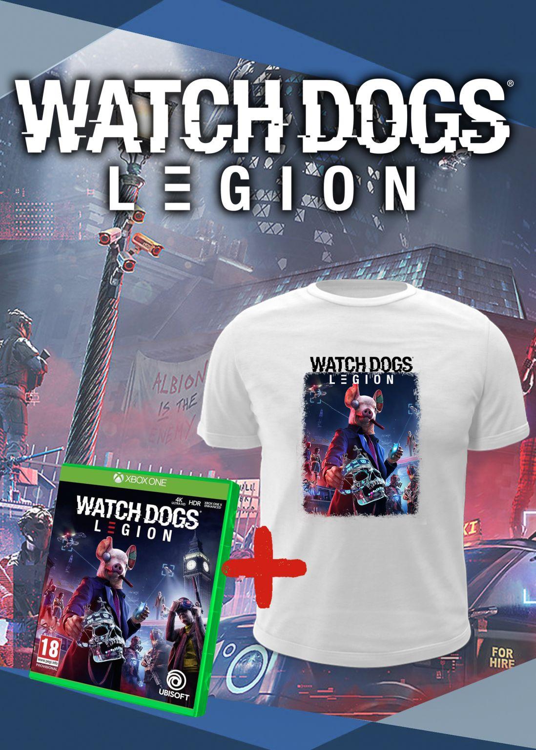 Watch Dogs: Legion - Xbox One Pré Venda