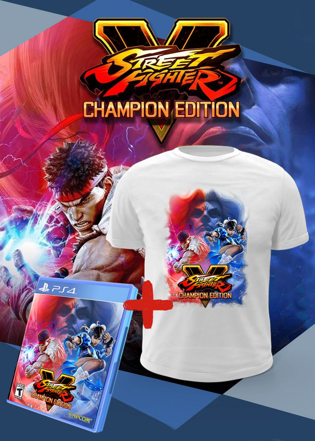 Jogo Street Fighter V: Champion Edition - Ps4 Pré Venda 14/02/2020