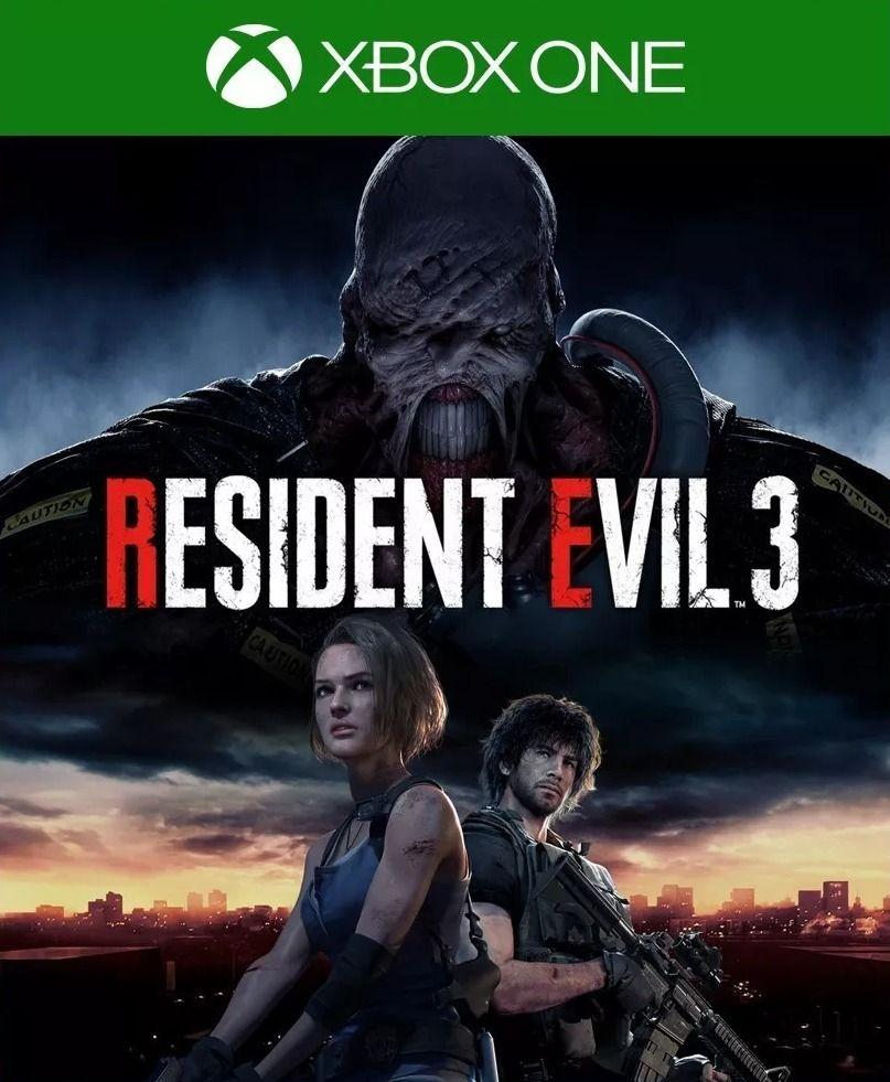Resident Evil 3 Remake - Pré Venda 03/04/2020 Xbox One