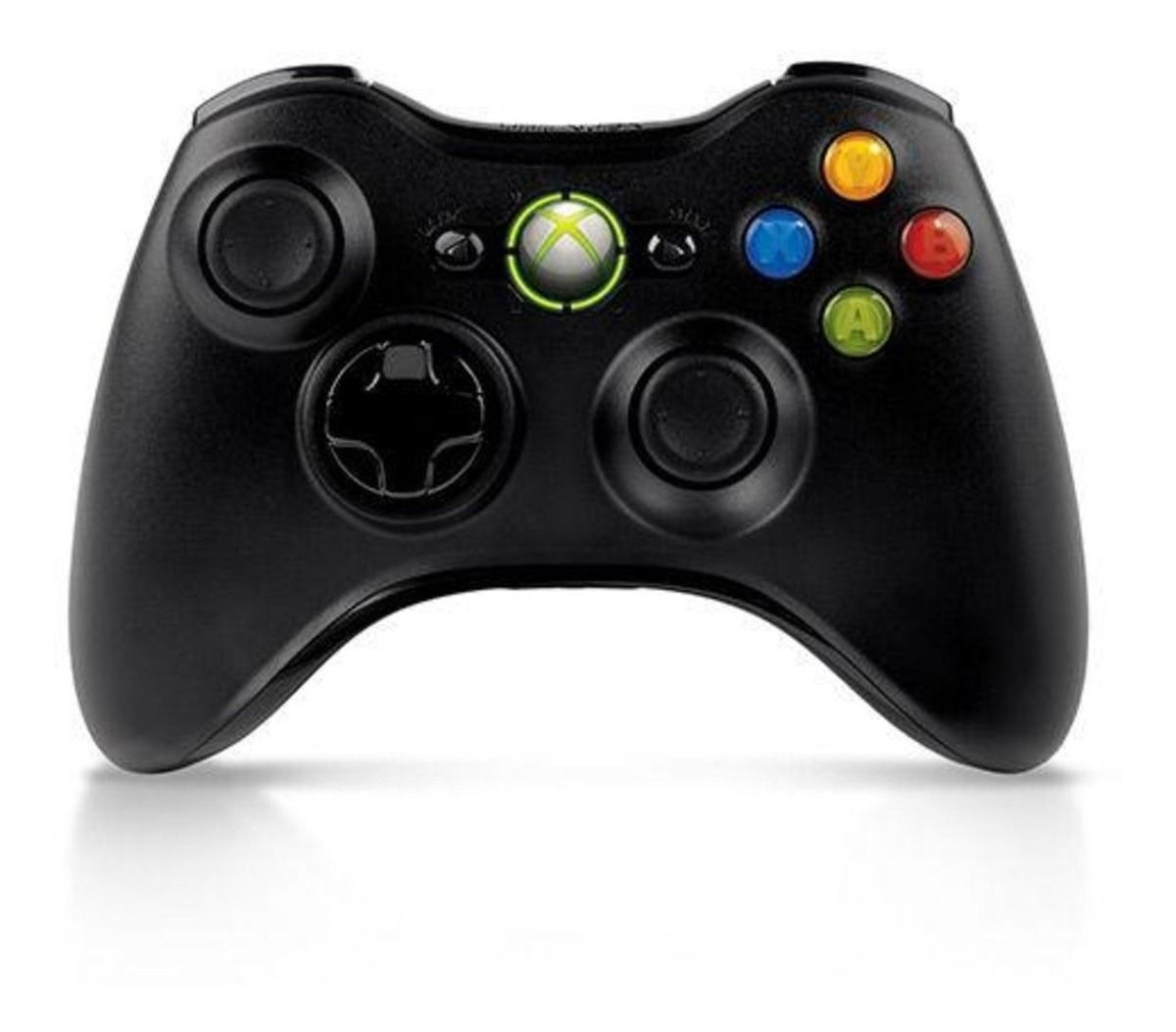 Xbox 360 Super Slim 4GB + Kinect + 2 Controles Usado