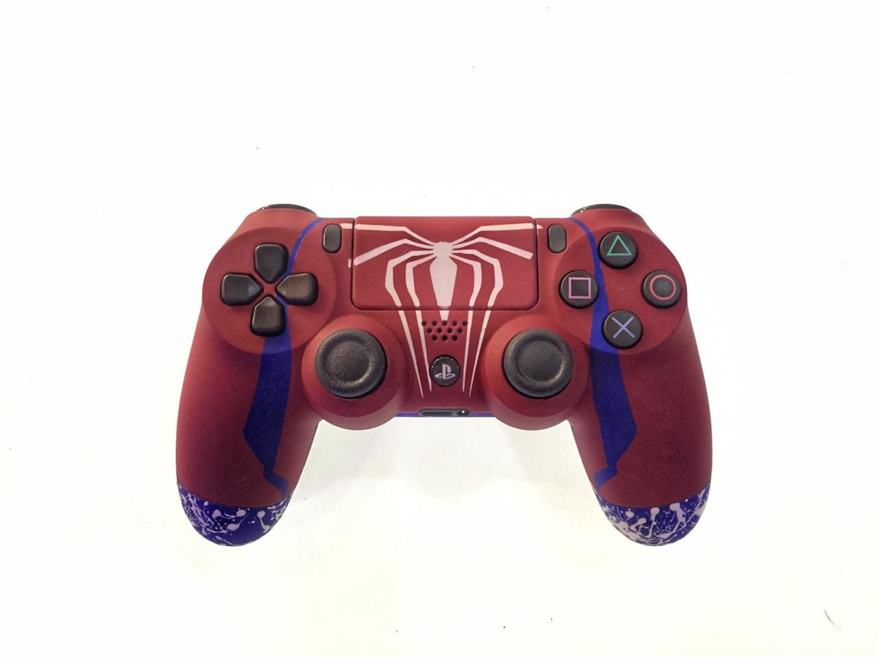 Controle Sony Spider Man - Ps4