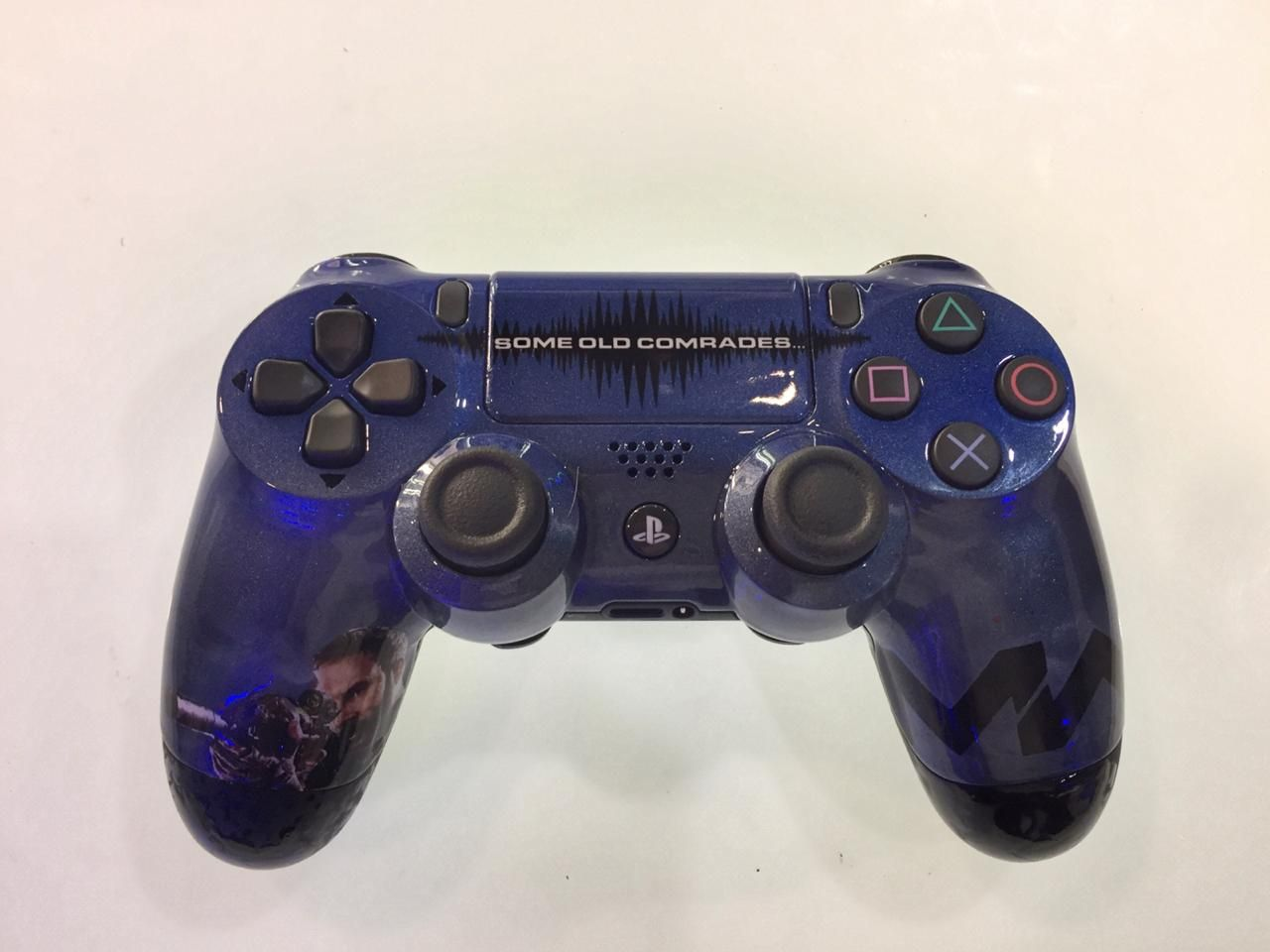 Controle Sony COD MW Alta Performance Dash Pro - Ps4