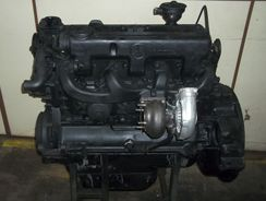 Motor MB352 Turbo Retificado