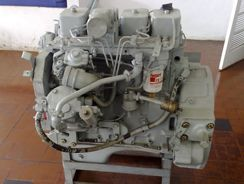Motor Cummins Serie B Retificado