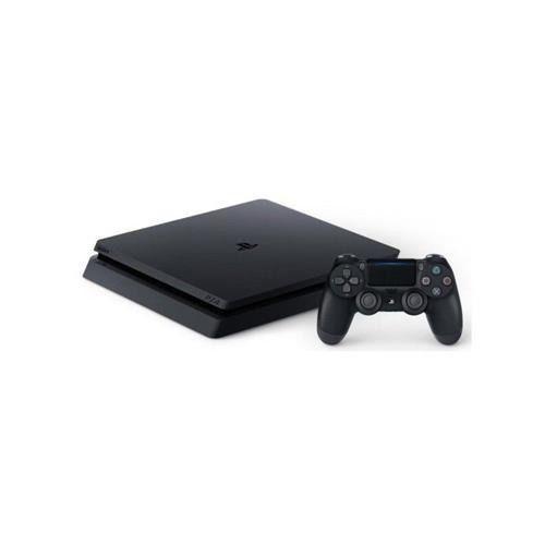 Playstation 4 Slim 1tb Preto + Controle Sem Fio Seminovo