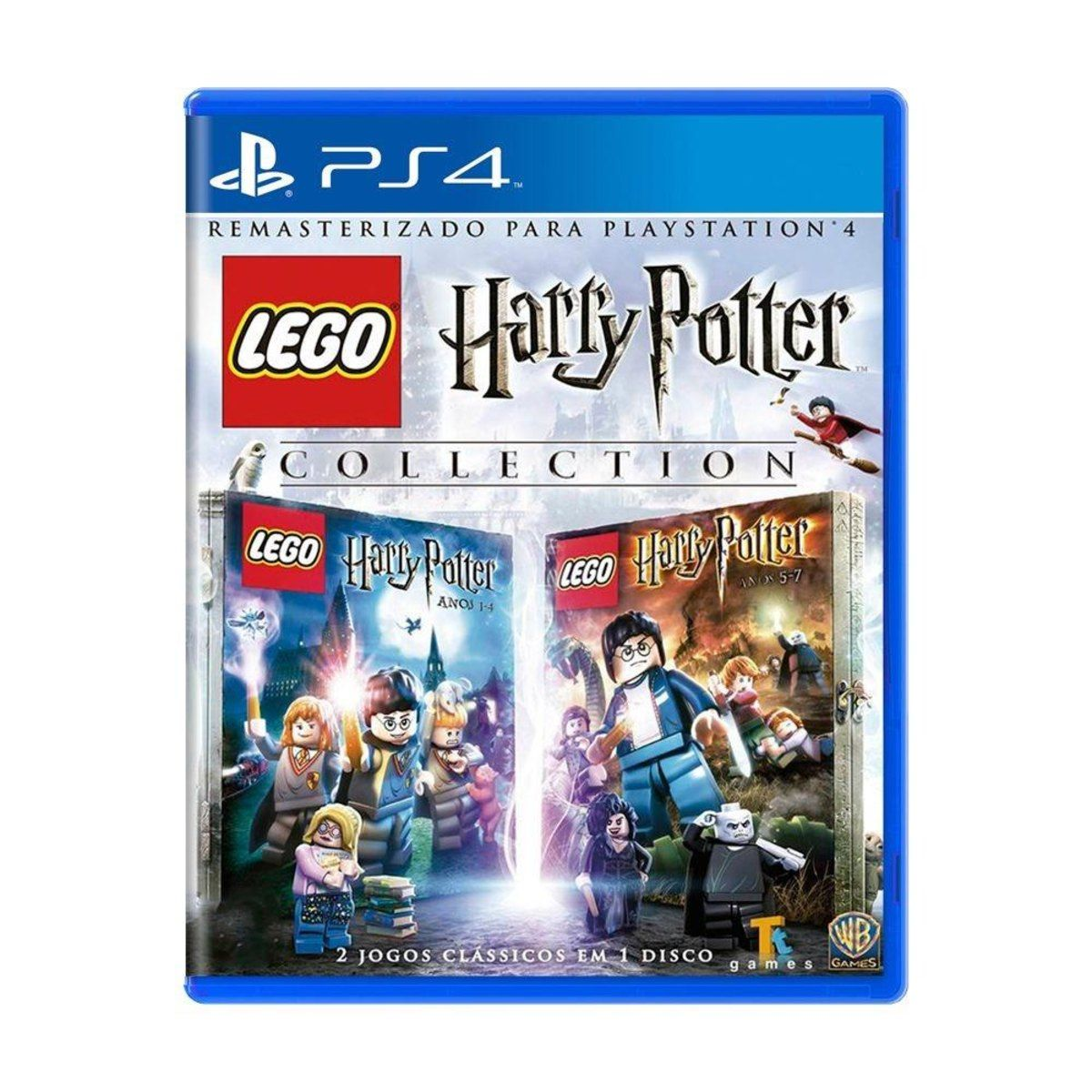 Lego Harry Potter Collection - PS4 Mídia Física