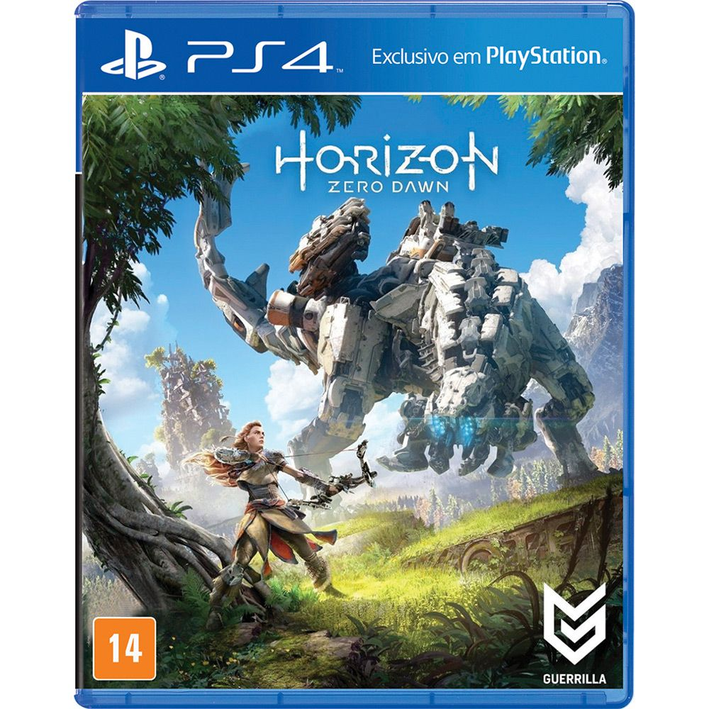 Horizon Zero Dawn - PS4 Seminovo