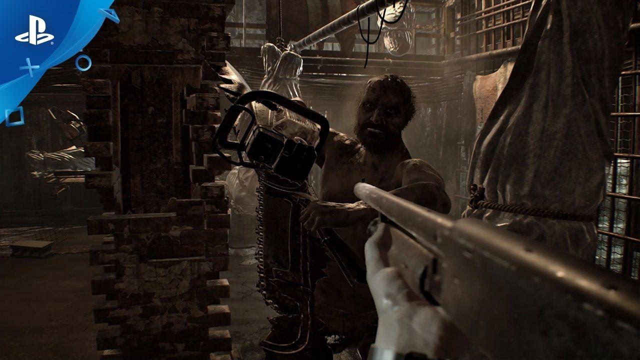 Resident Evil 7 - PS4 Seminovo