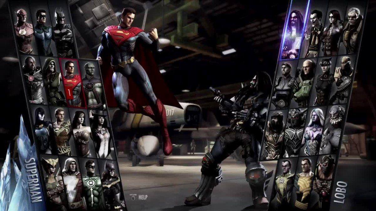 Injustice: Gods Among Us Ultimate Edition  - Ps4 Seminovo