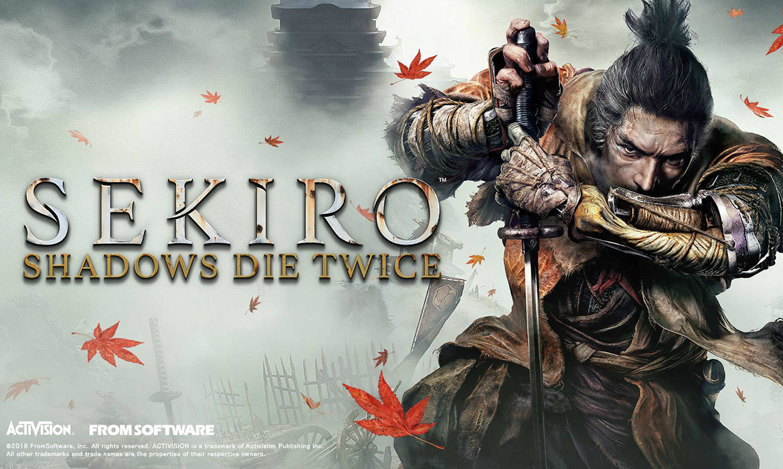 Sekiro Shadows Die Twice - PS4 Midia Fisica
