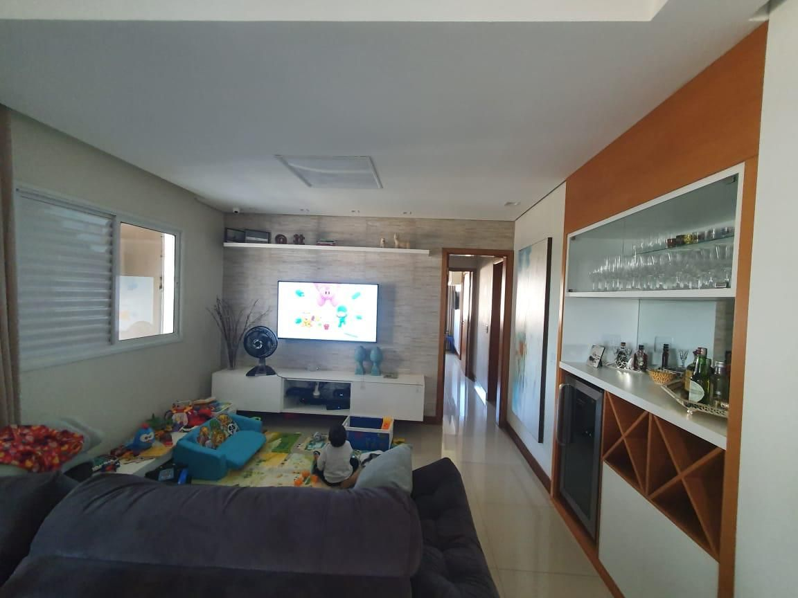 704 - Apto Praças do Golfe - Vila do Golfe- 128m² - 3 suítes