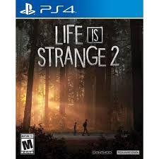 Life Is Strange 2 - Ps4 Mídia Física