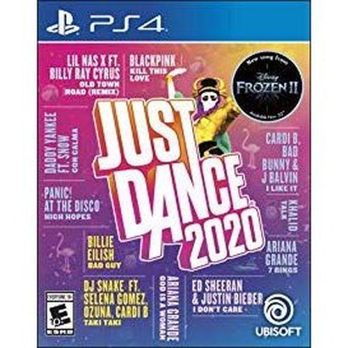 Jogo Just Dance 2020 - PS4 Mídia Física