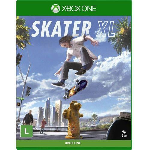 Jogo Skater XL - Xbox One Mídia Física