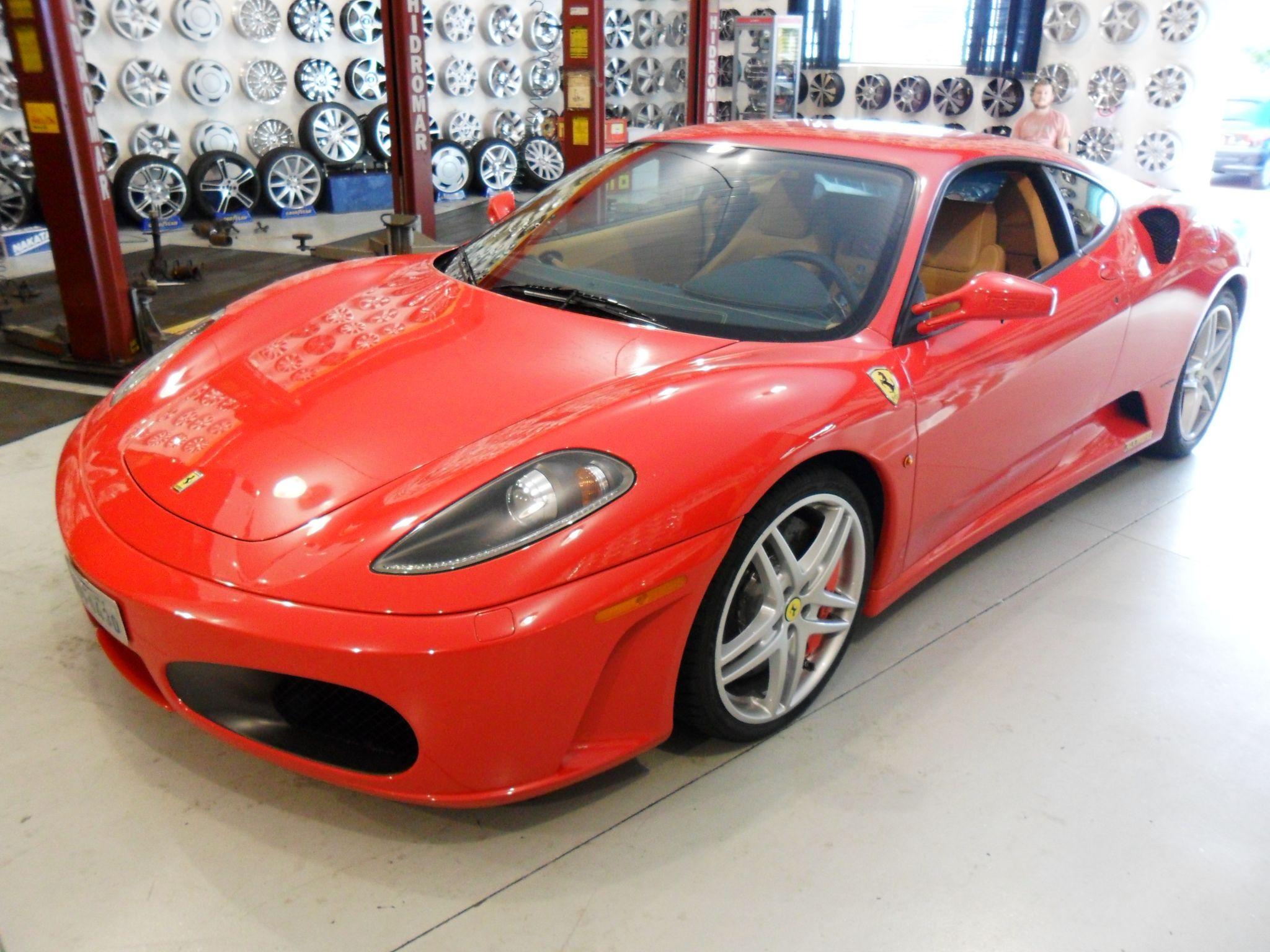 Ferrari F30