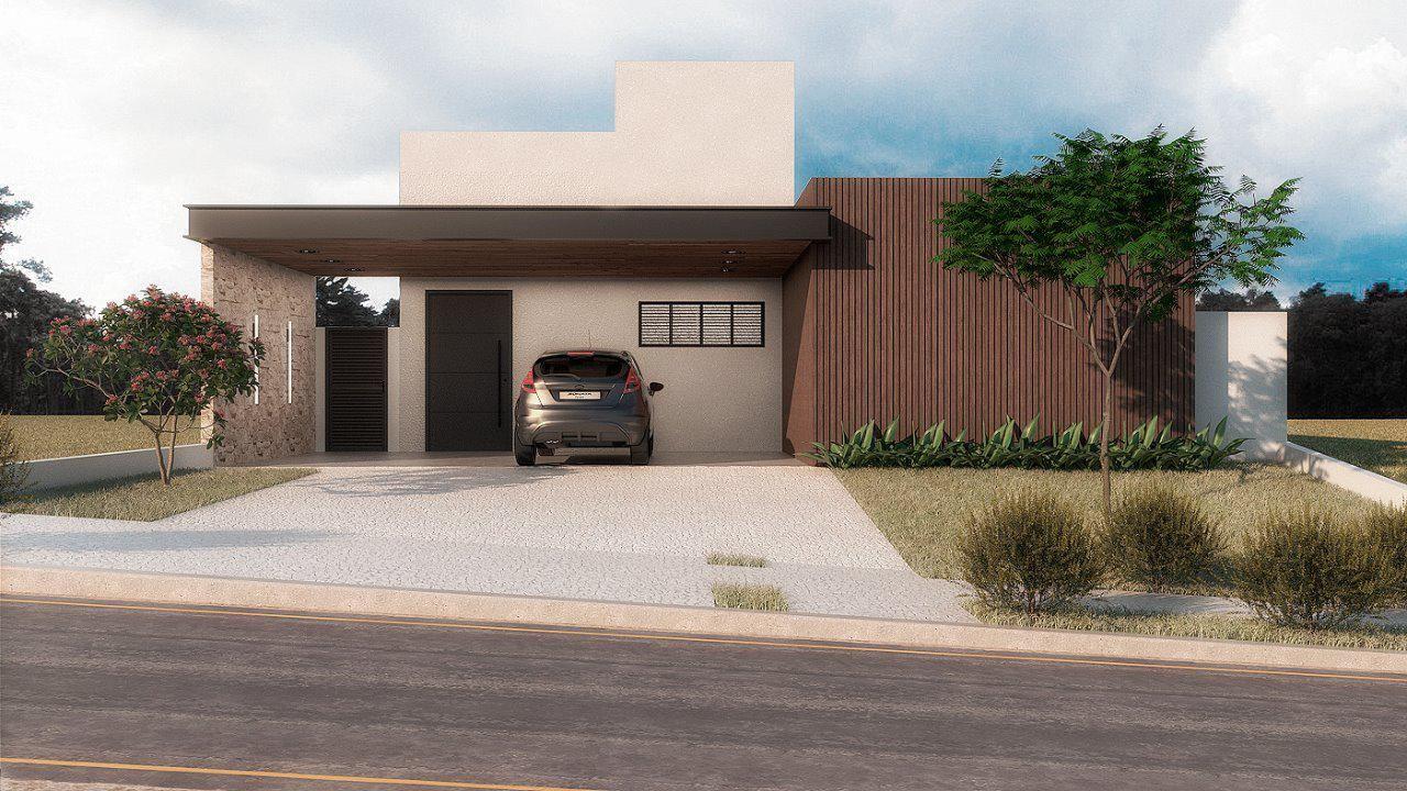 707 - Casa Condomínio Reserva Santa Luiza - 3 Suítes