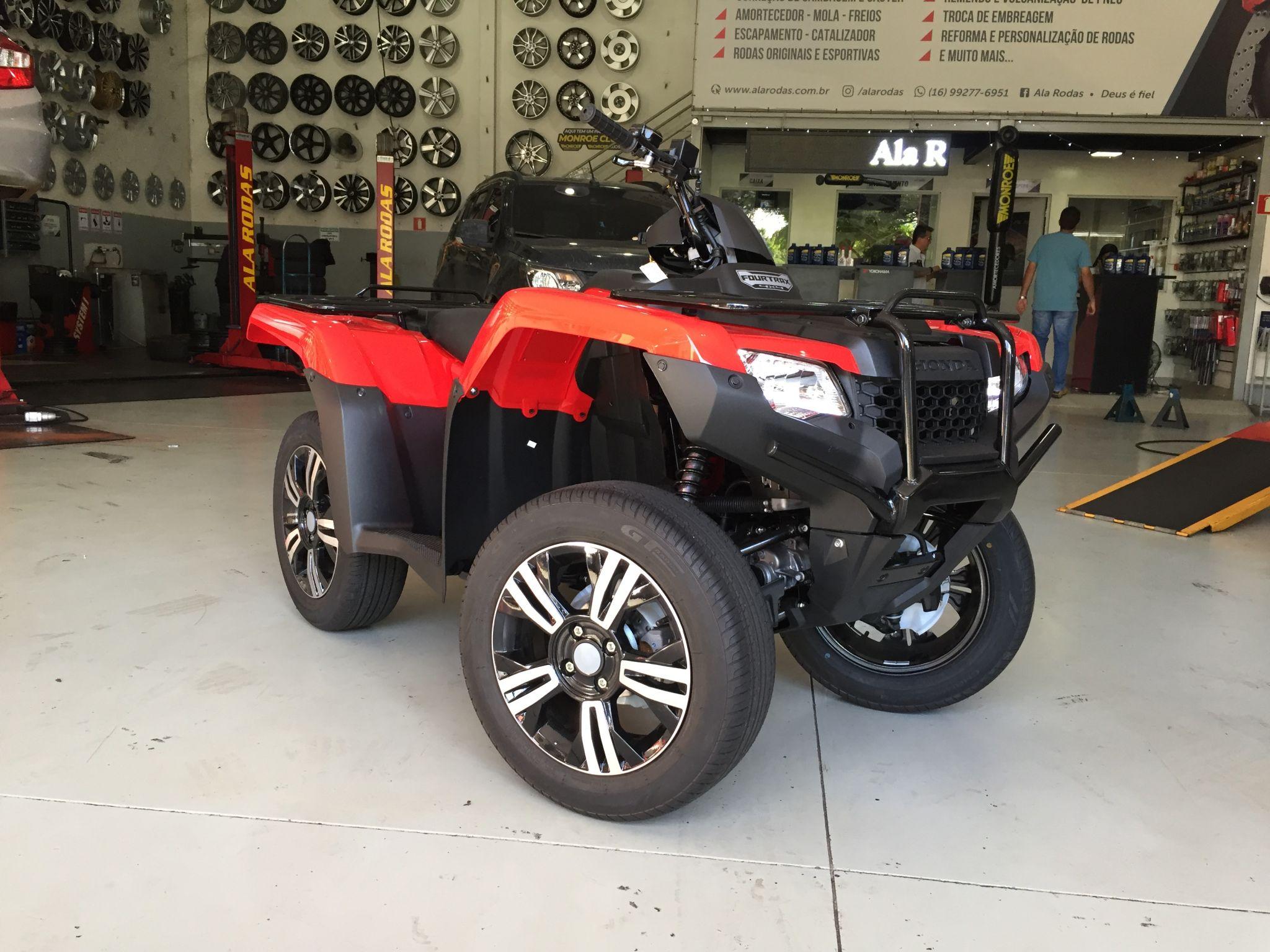 Quadriciclo Honda Fourtrax 4