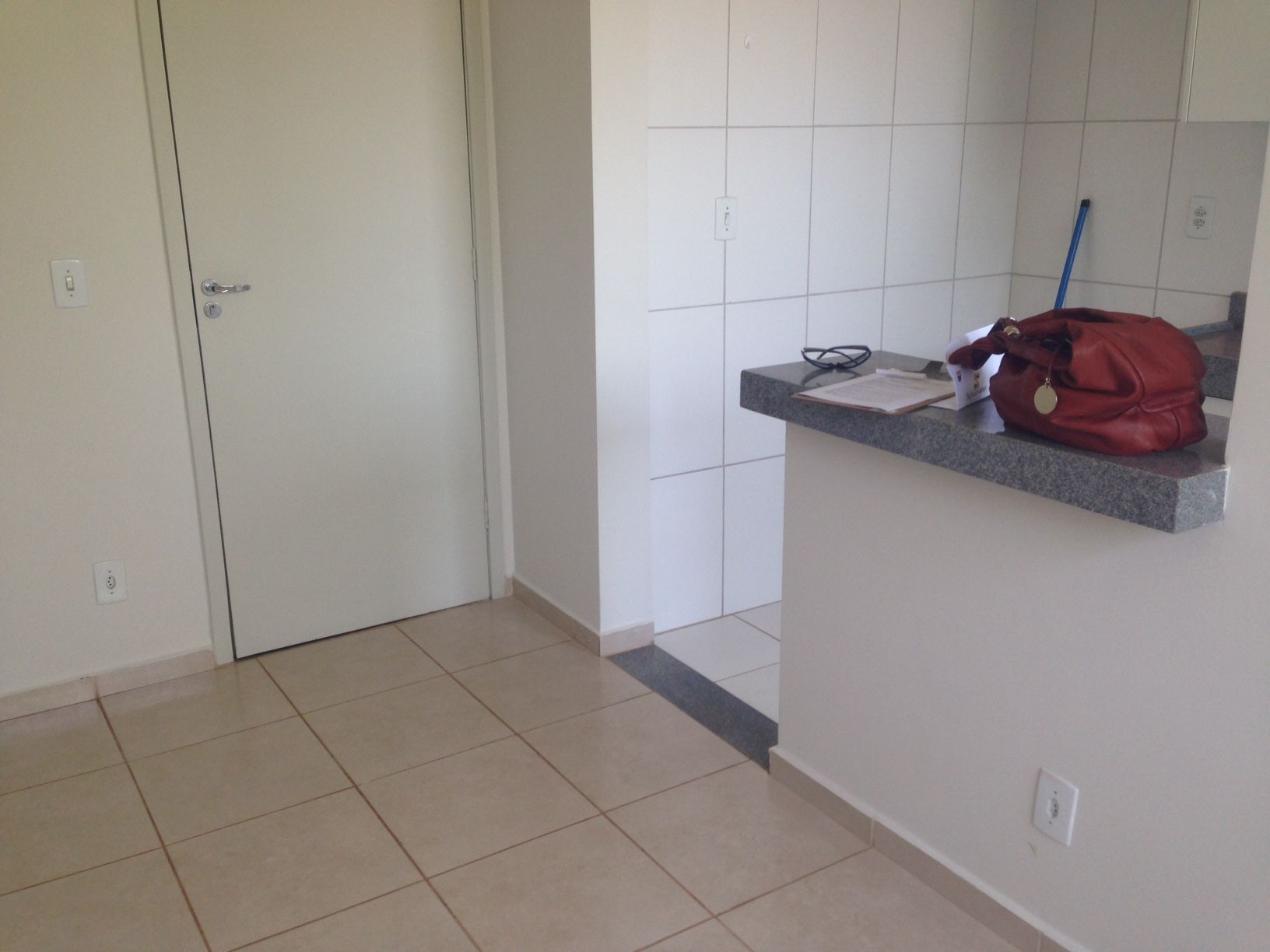 708 - Apartamento City Ribeirão 2 dormitórios
