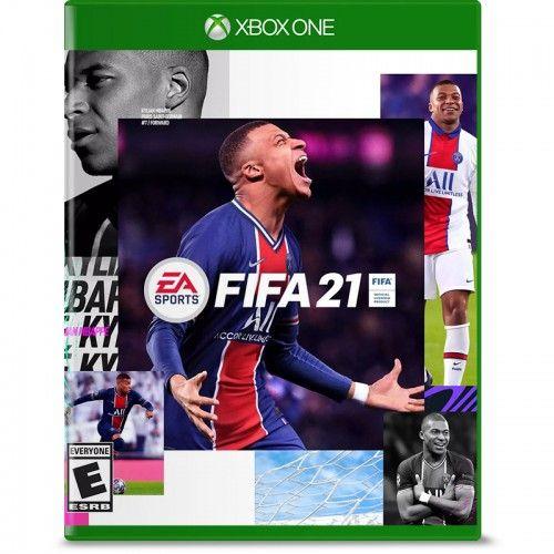 Fifa 21 -Xbox One Mídia Física Pré Venda 06/10/2020