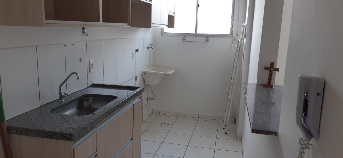 716 - Apto City Ribeirão - 2 dormitórios - 1º apto