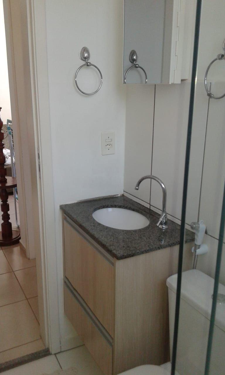 716 - Apto City Ribeirão - 2 dormitórios