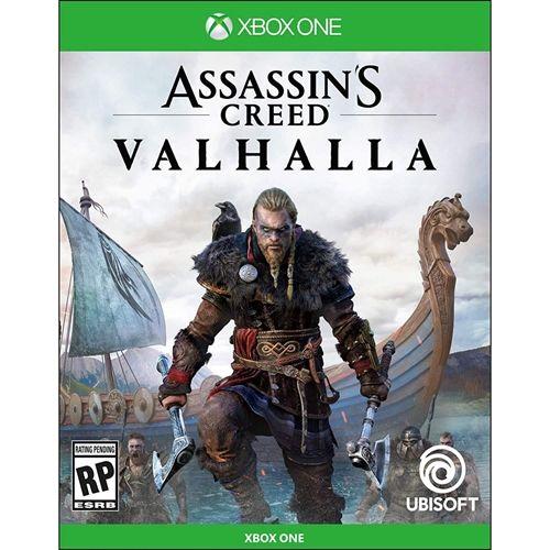Jogo Assassin´s Creed Valhalla - Xbox One Física Pré Venda 10/11/2020