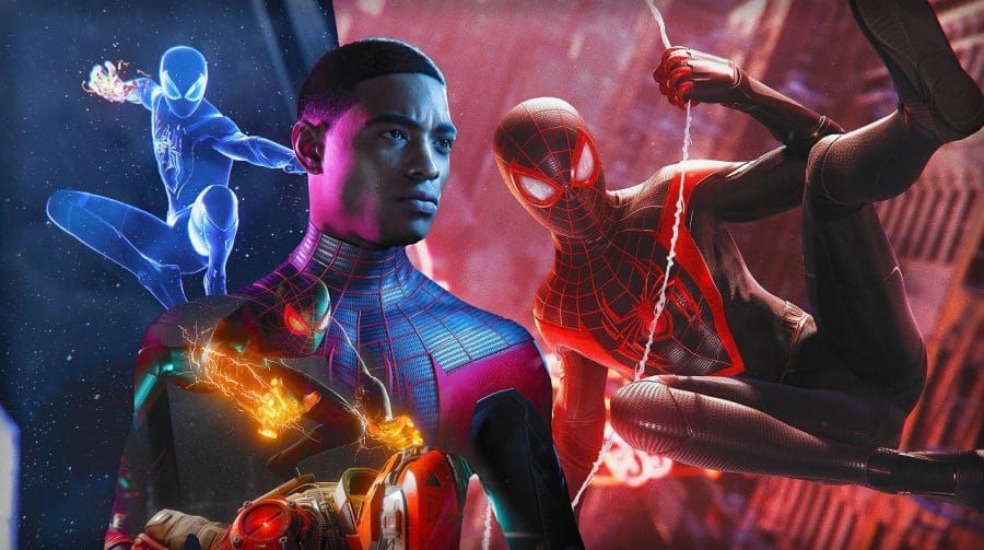 Jogo Spider Man: Miles Morales - Ps5 Mídia Física Pré Venda 12/11/2020