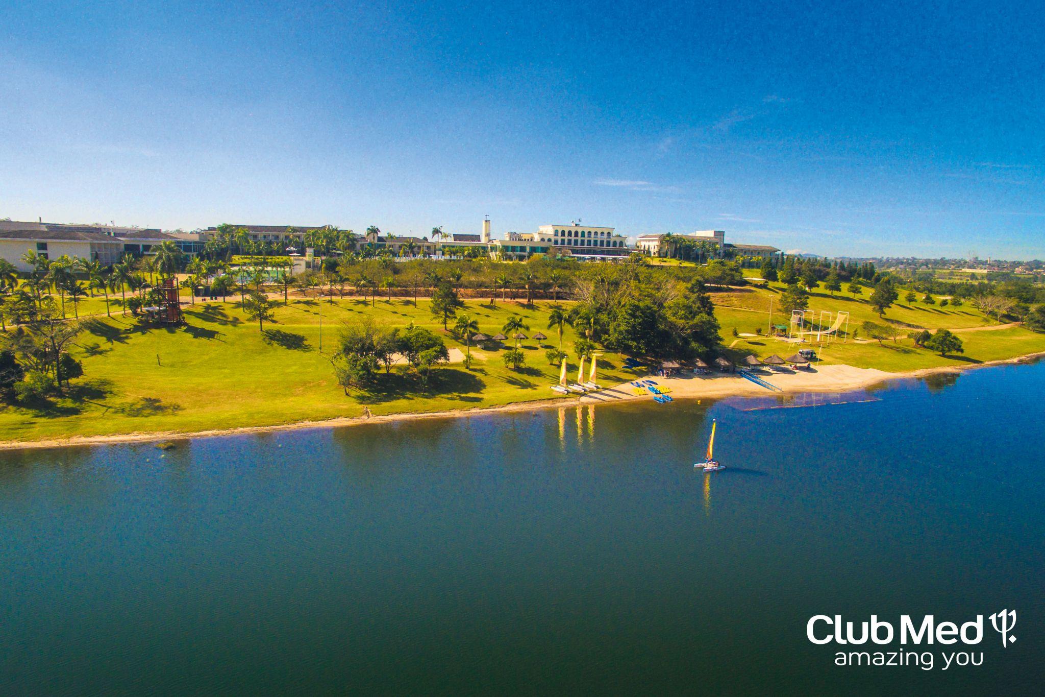 Club Med Lake Paradise de 09 a 13/05 - Via Exatur