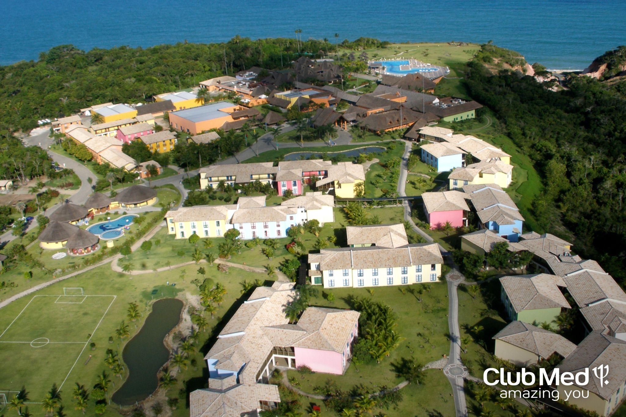 Club Med Trancoso de de 02 a 07/11