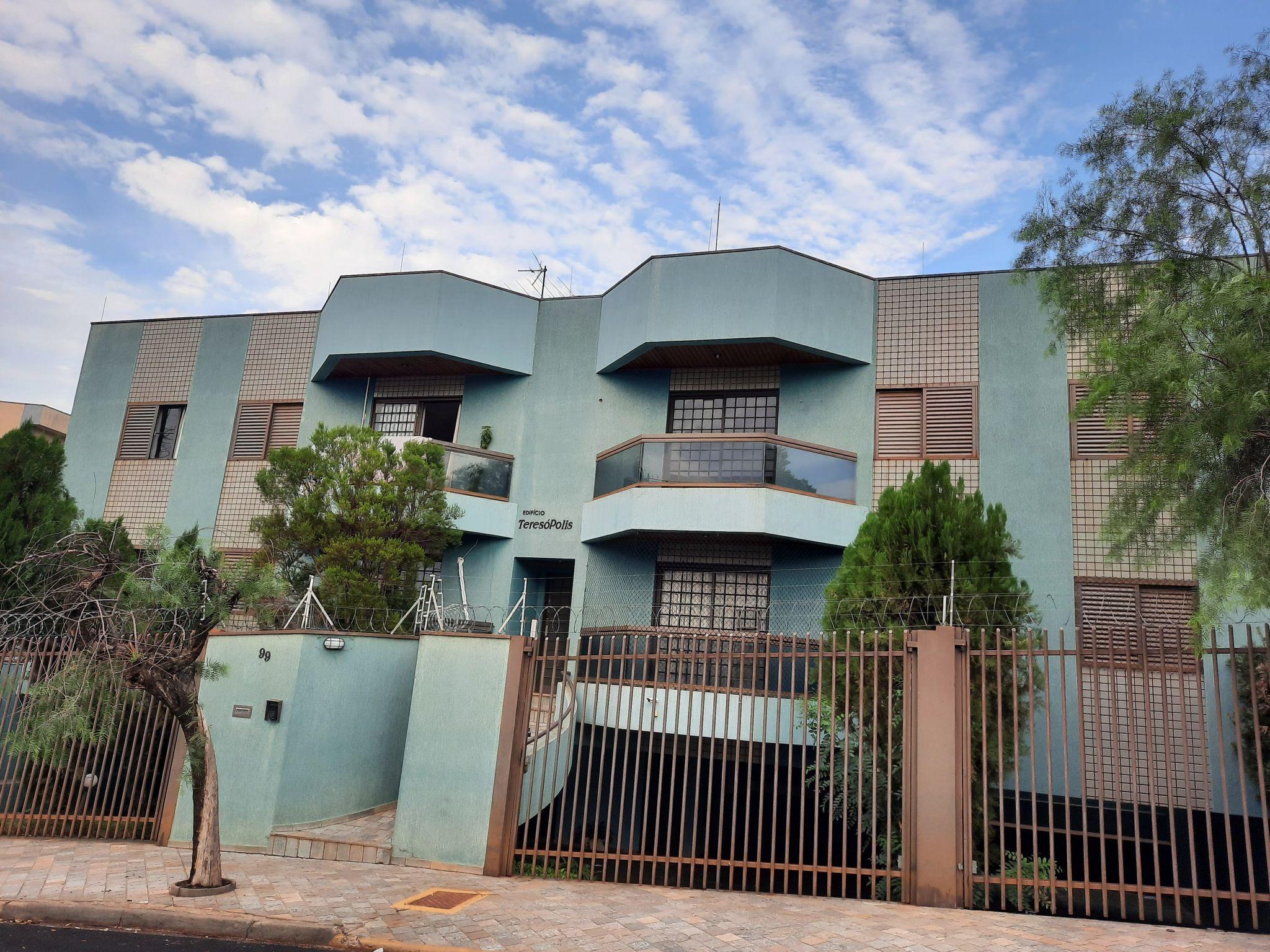 724 - Apartamento Residencial Flórida Térreo 3 dormitórios