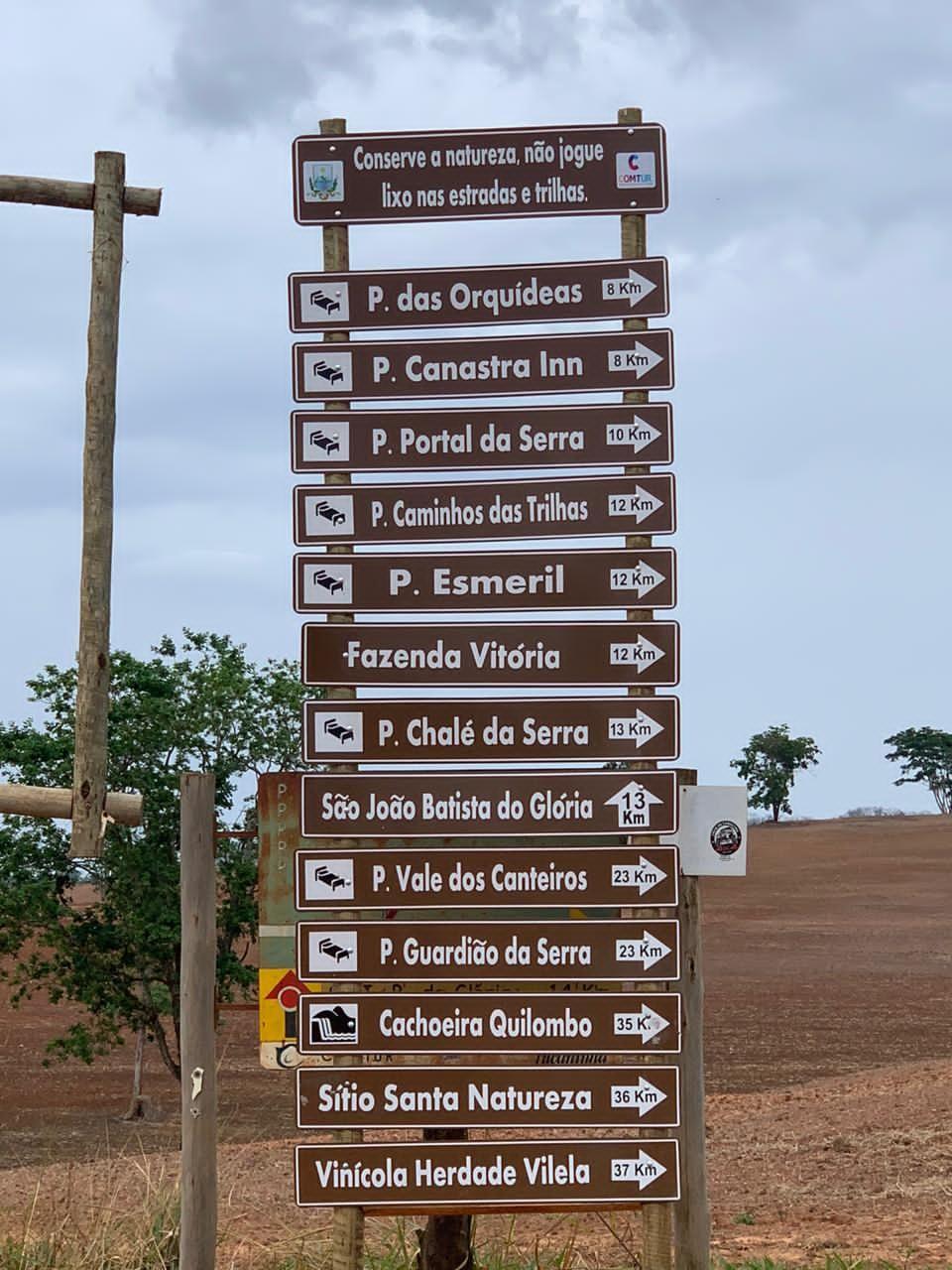 Serra da Canastra e Capitólio ( Finais de Semana )