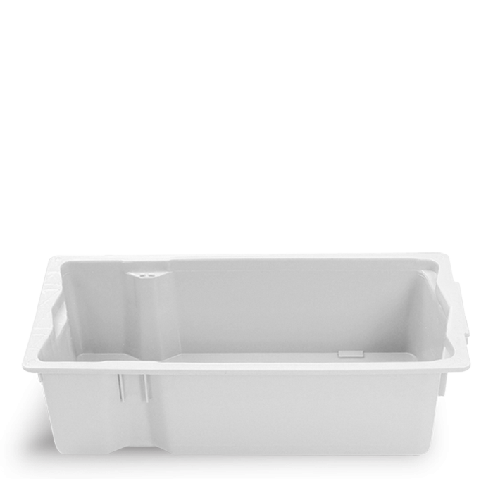 Caixa para entrega de leite - 15,5 litros