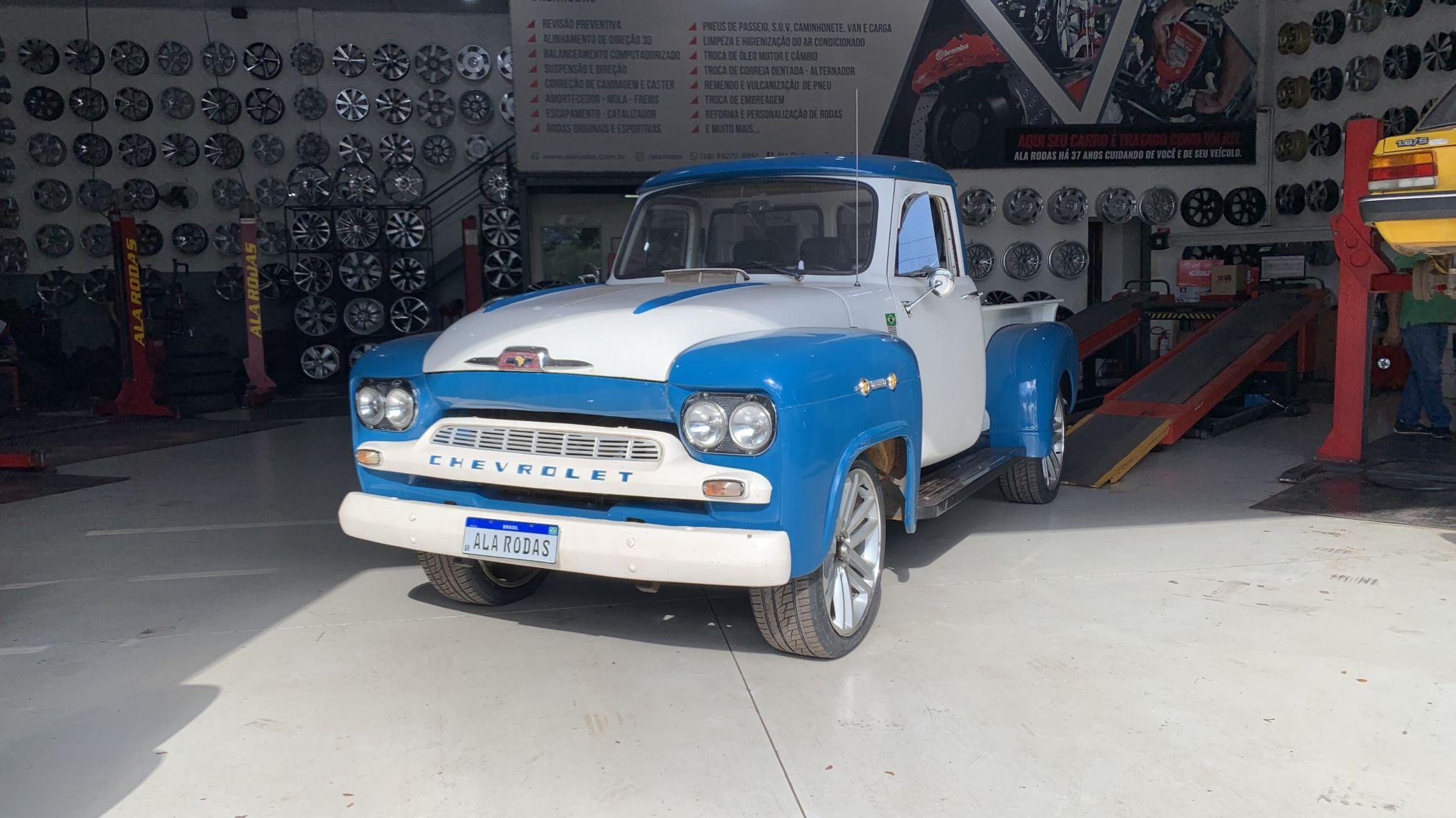 Chevrolet Brasil