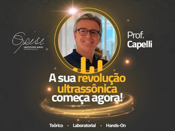 CRIANDO UMA REVOLUÇÃO ULTRASSÔNICA