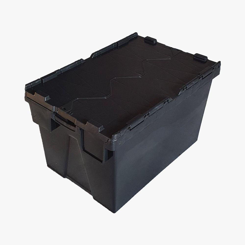 Caixa 65l com tampa acoplada  ( Lançamento)